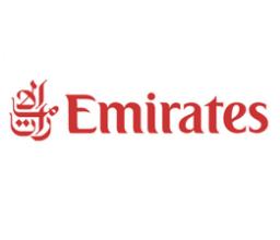 Emirates Airlines Logo.