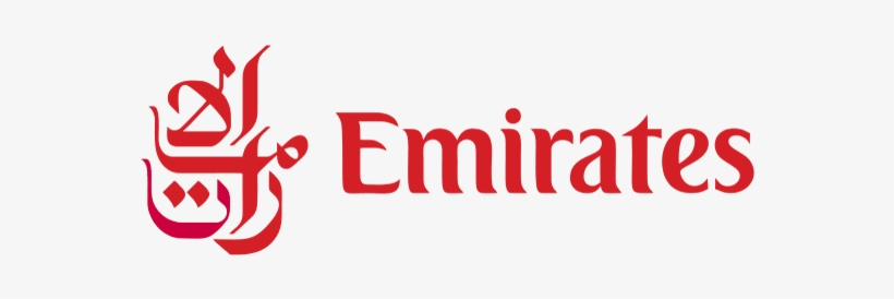 Emirates Airlines Logo Png PNG Image.