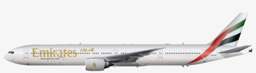 Emirates Boeing 777 Png.