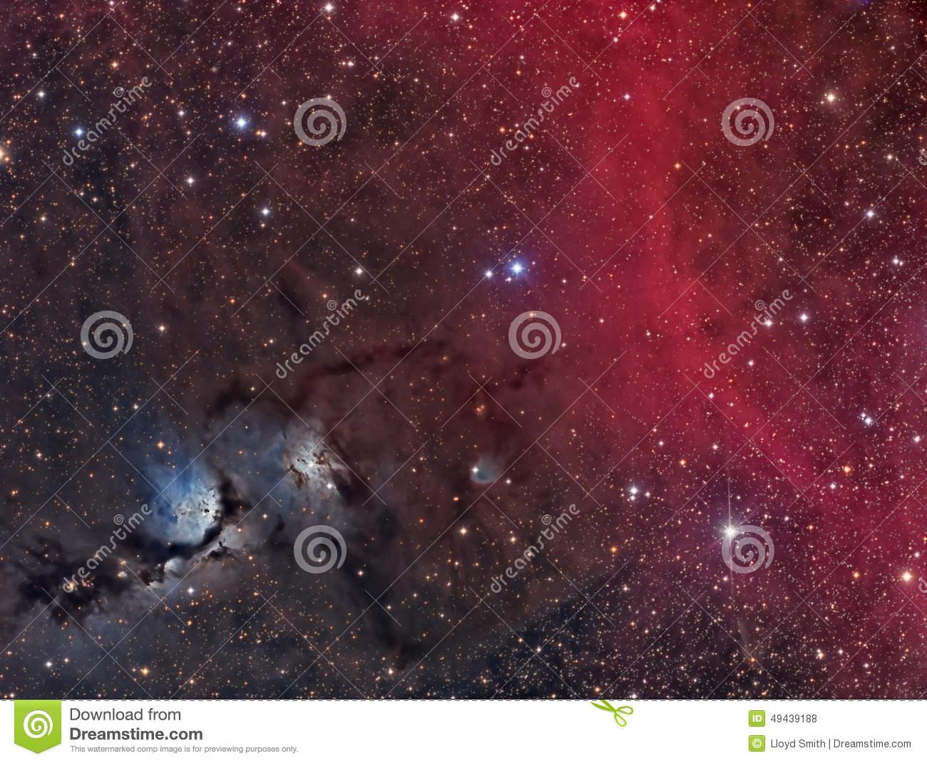 reflection nebula clipart #13