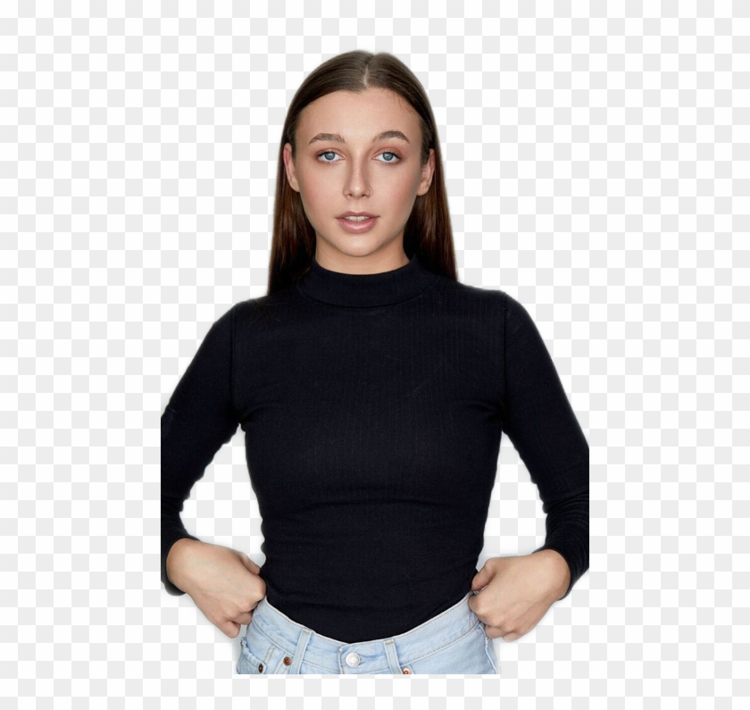 Emma Chamberlain, HD Png Download.