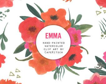 Emma clipart.