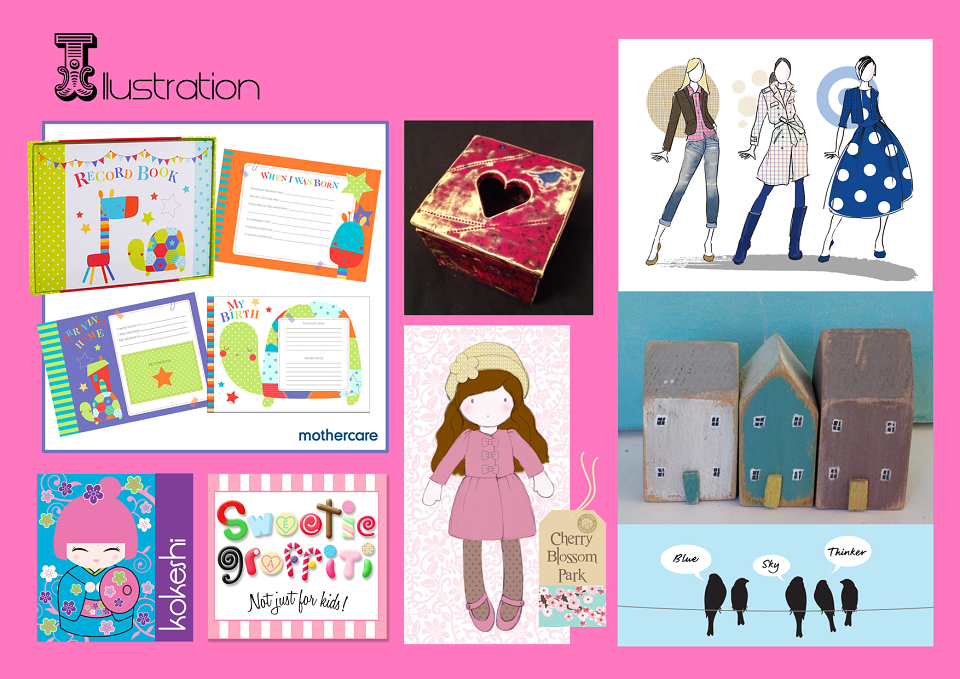 Illustration & Patterns by Emma Lake.