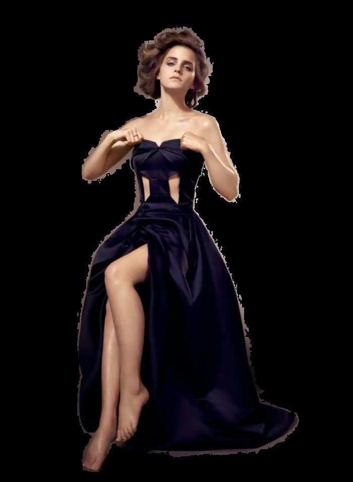 Emma Watson Png Vector, Clipart, PSD.