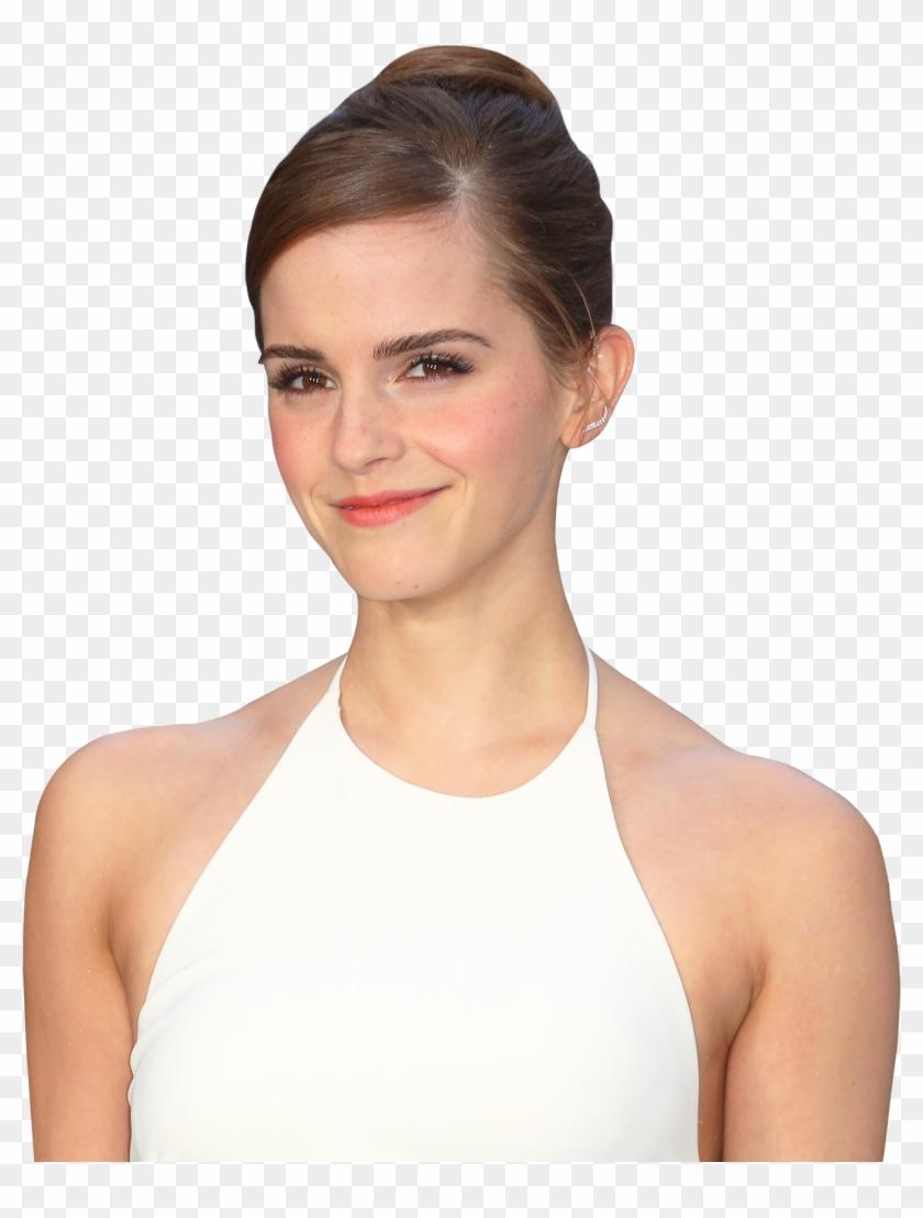 Emma Watson Png Transparent Image.