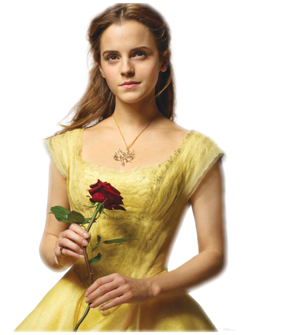 Beauty and the Beast Belle Emma Watson Drawing.