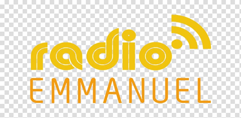 Radio Emmanuel Video Logo, radio transparent background PNG.