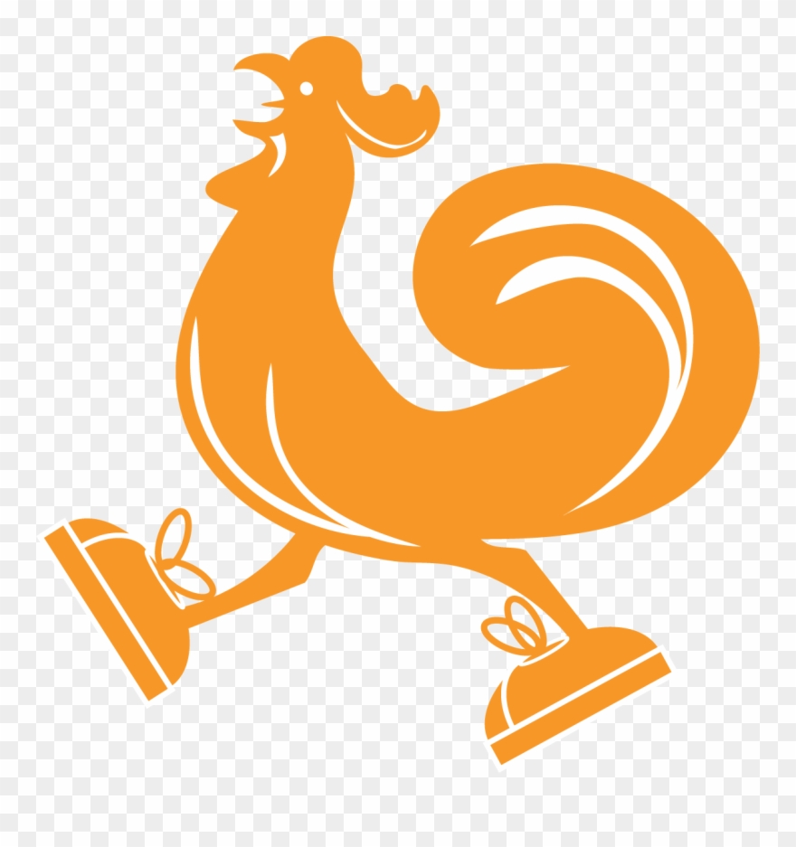 Provident Rooster Run 5k And 1 Mile Fun Walk Clipart (#2530906.