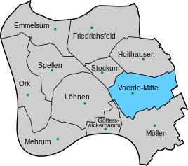 Voerde (Stadtteil).
