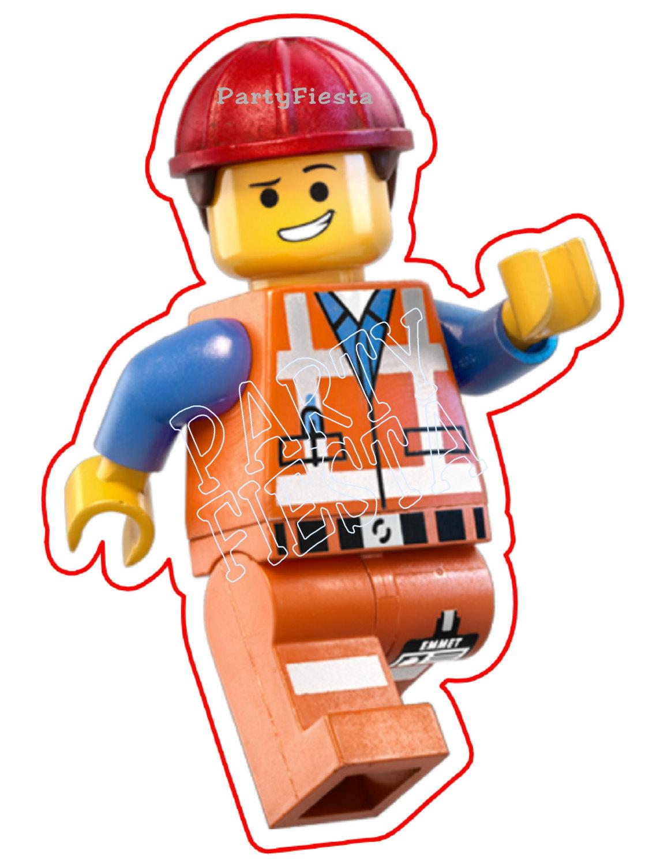 Lego emmet clipart.
