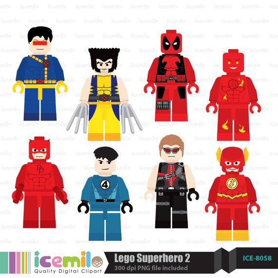Lego Movie Clipart.