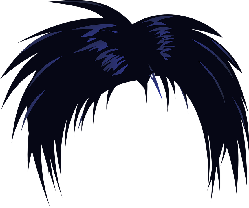 Emo Hair Png (98+ Images In Collection) #294352.