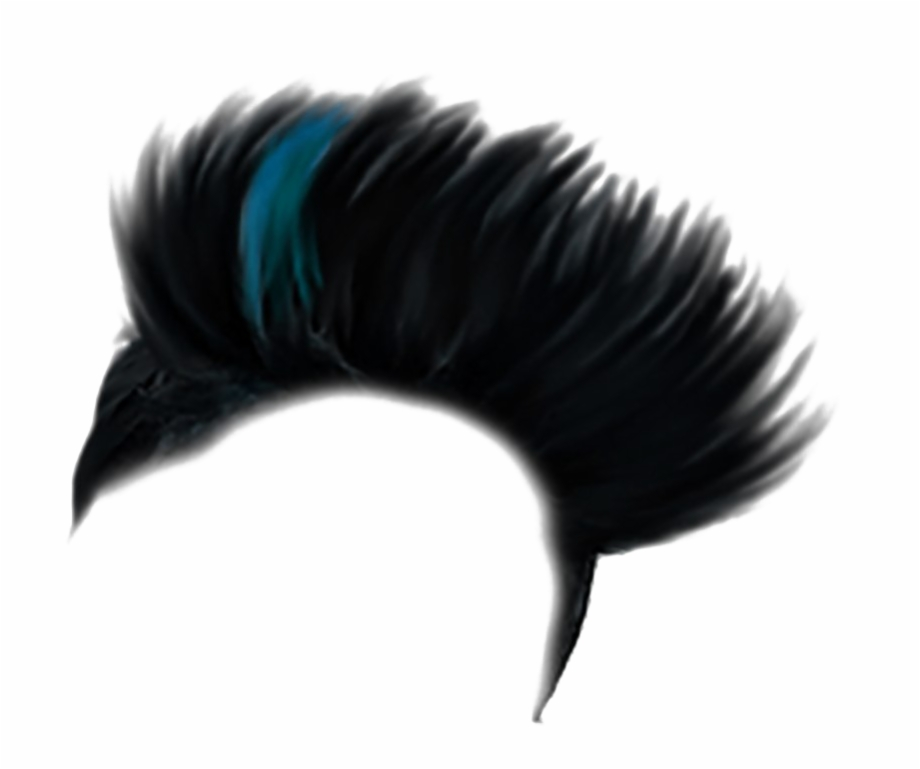 Emo Hair Png Image Background.
