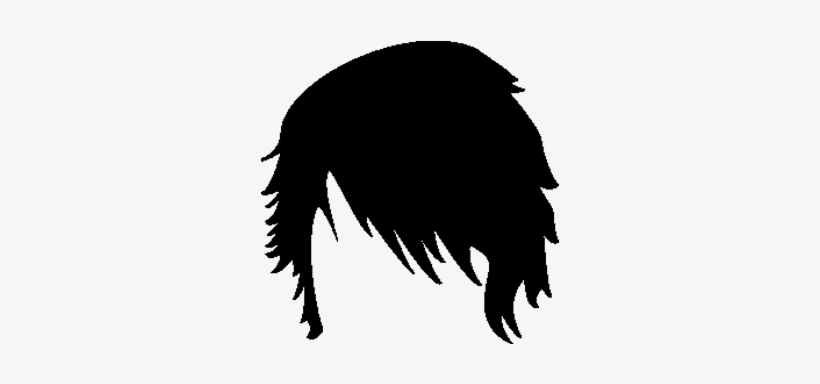Emo Hair Png.
