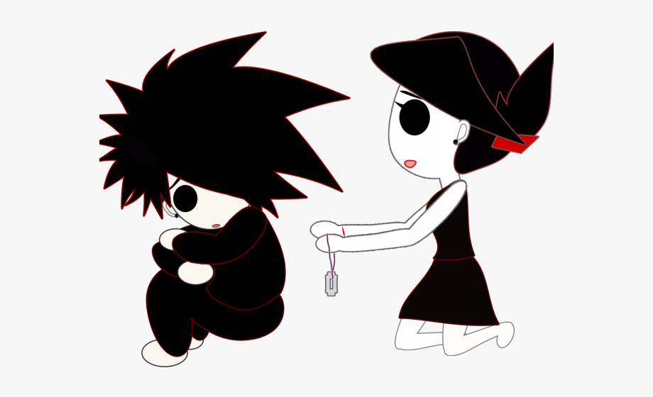 Emo Clipart Easy Draw.