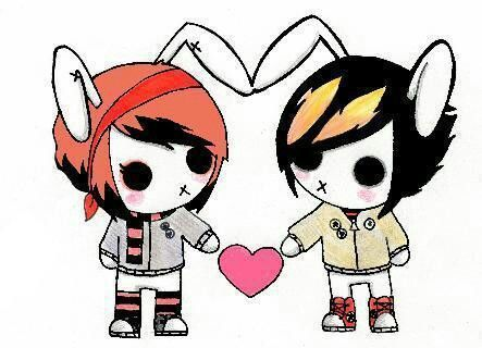 Love Couple Cartoon Pictures.