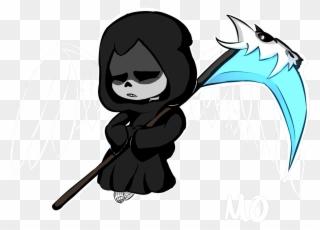 Reaper Clipart Emo Love.