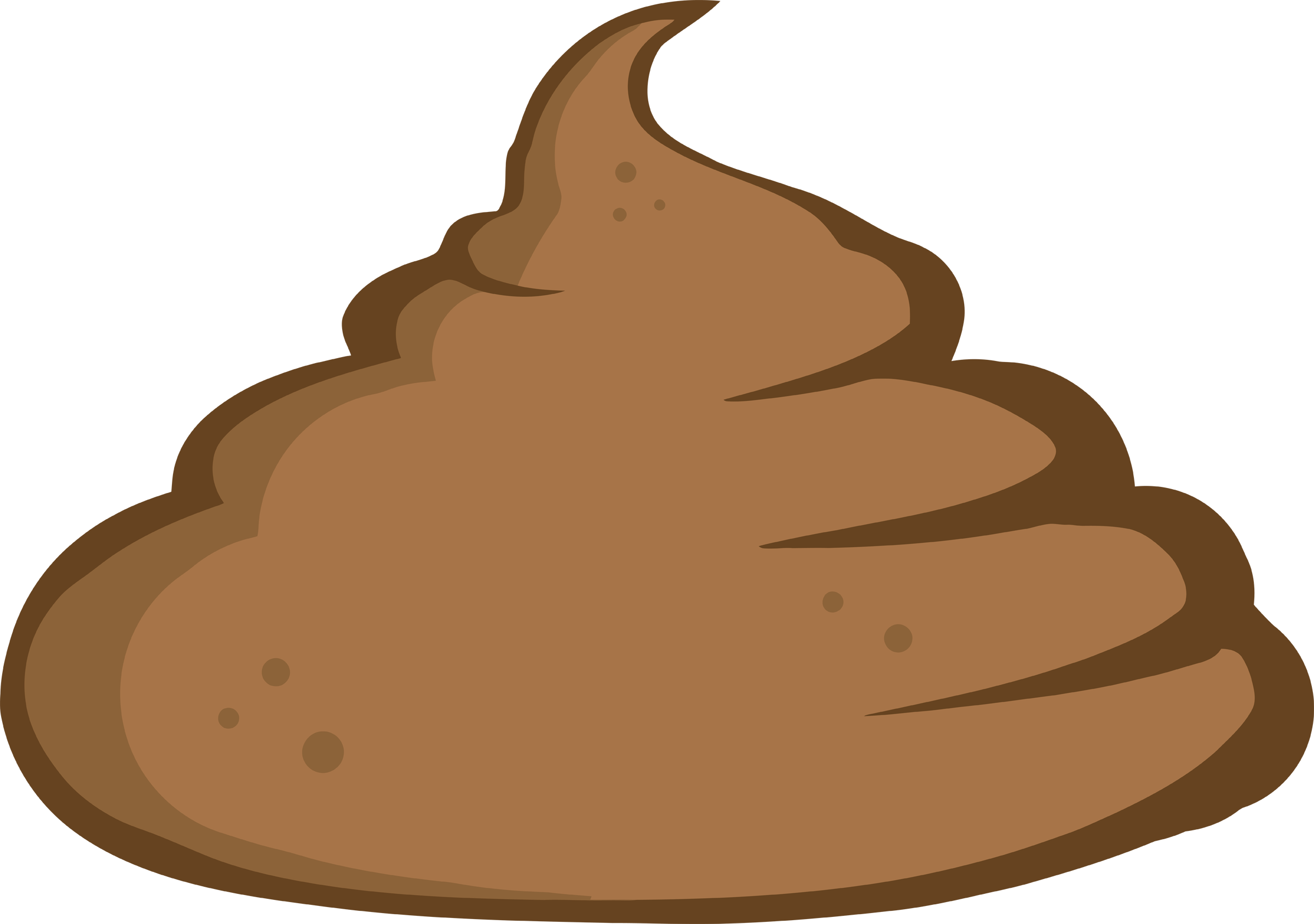 Big Poop transparent PNG.