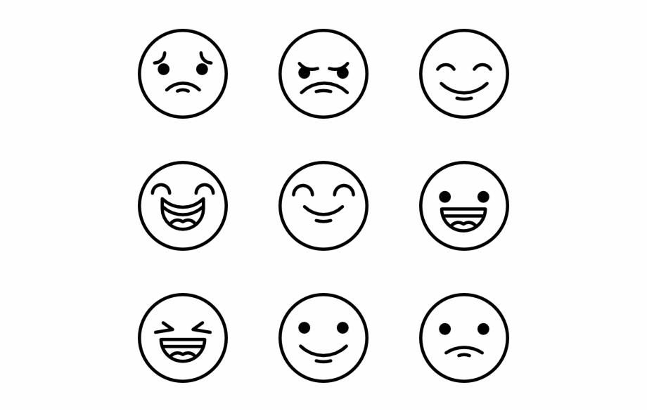 Smiley Emoji Vector.