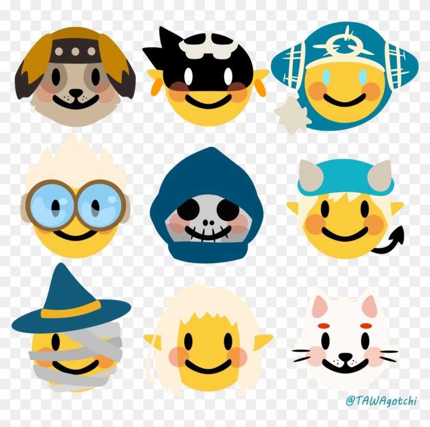 New Emojis On The Forum.