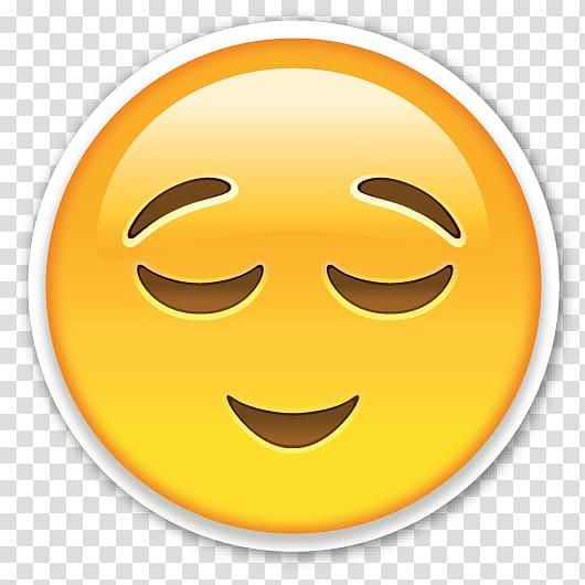 Calm emoji, Smiley Tongue Emoticon Wink Face, Smiley.