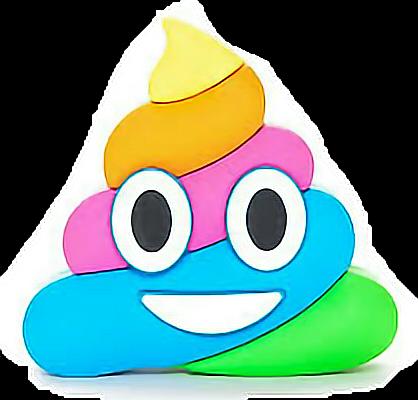 emoji popo XD.