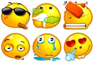 Popo Emotions Iconset (54 icons).