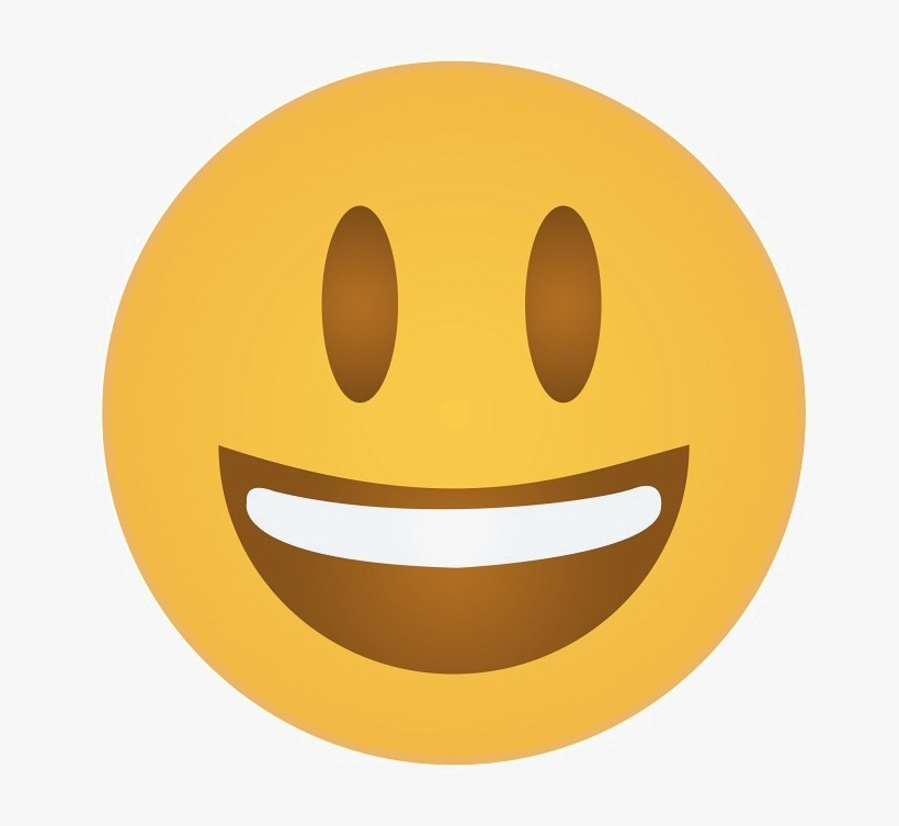 Smile Emoji Face Png Photo.