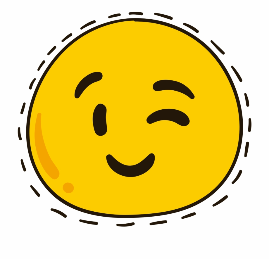 Emoticon Feeling Smiley Emoji Clip Art Emoticon.