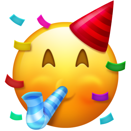 Celebration Emoji Png (104+ images in Collection) Page 1.