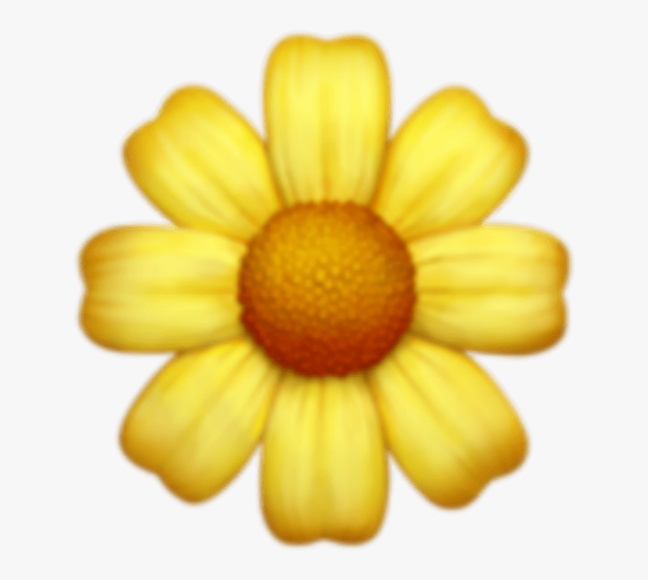 Flower Flowers Emoji Emojis Tumblr.