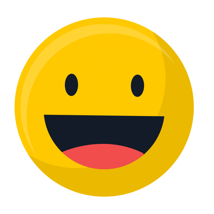 Happy Face Emoji PNG Image Free Download searchpng.com.