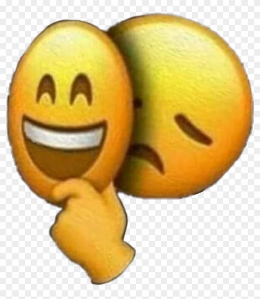 sticker #emoji #happy #sad #emoji
