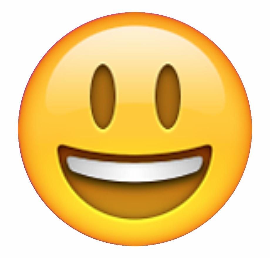 Emoji Smiley Face Png.