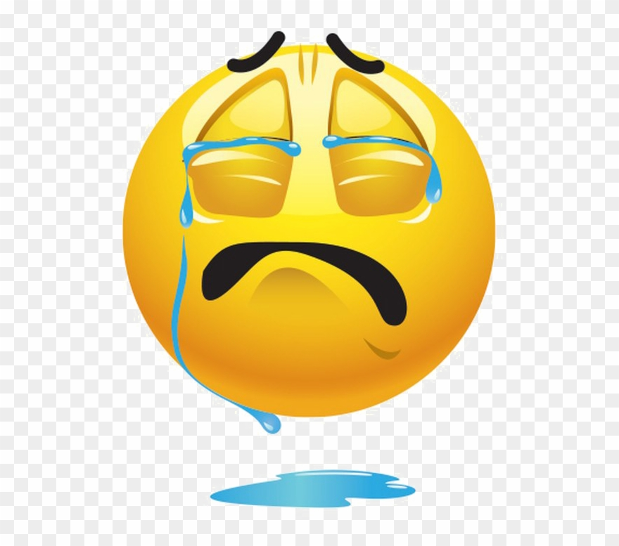 Crying Emoji Png Image Hd Clipart (#2416795).