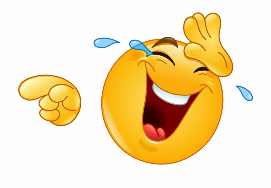 Smiley Lol Emoticon Laughter Clip Art.