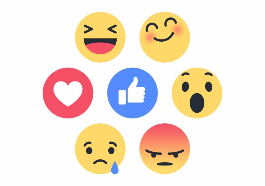 Emoticon Like Button Smiley Facebook Emoji.