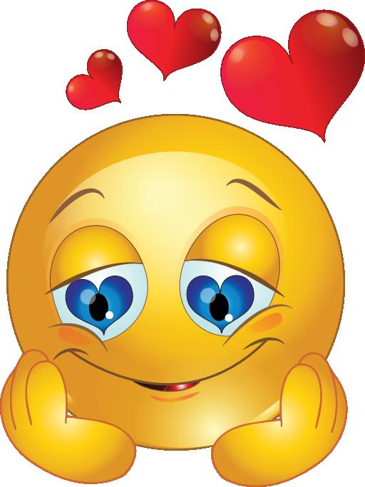 Loving Smiley.