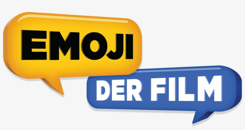 Emoji Movie Logo Png Transparent PNG.