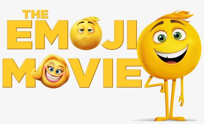 the emoji movie logo #10