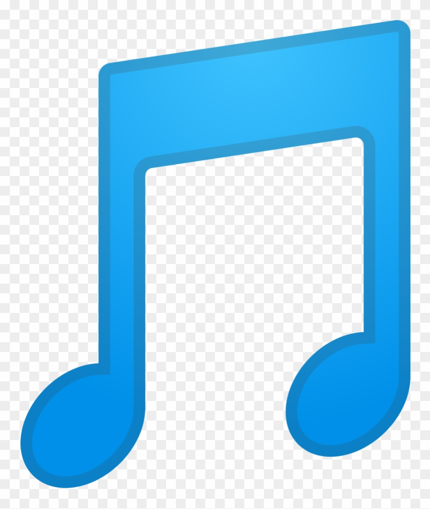 Musical Note Icon Noto.