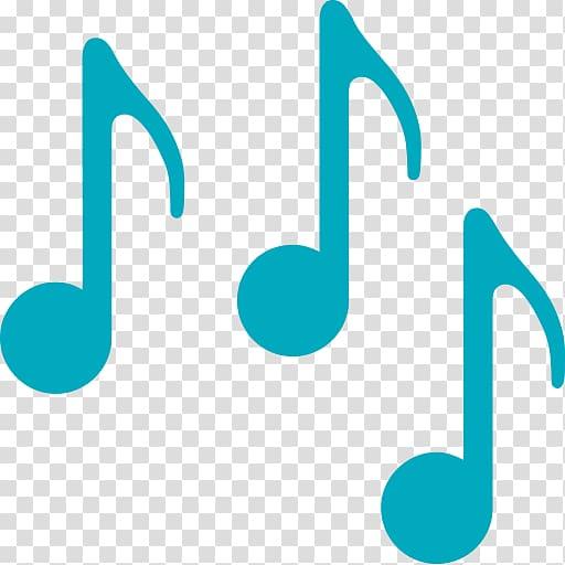 Musical note Emoji Musical theatre Sticker, MUSIC EMOJI.