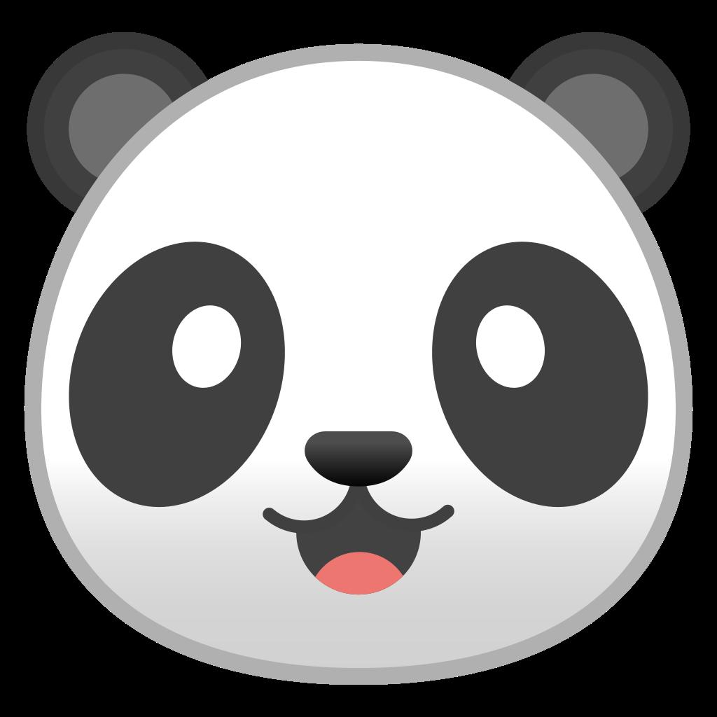 Panda clipart emoji, Picture #1818698 panda clipart emoji.