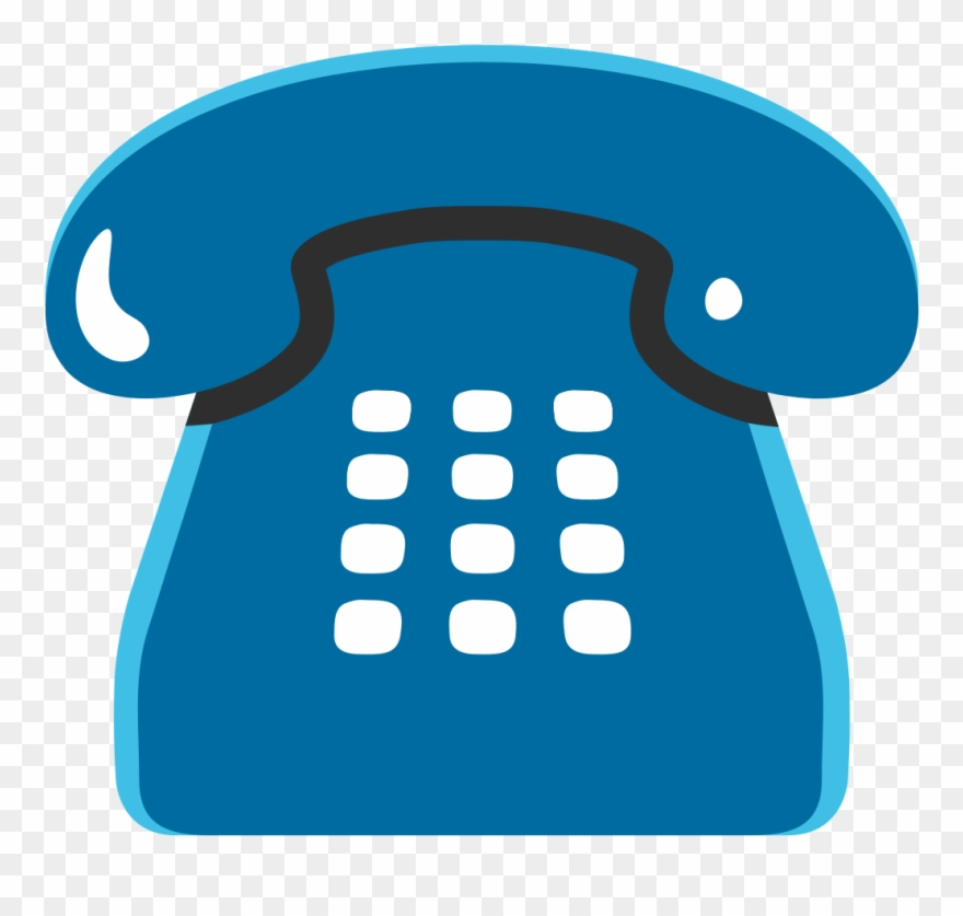 Telephone Emoji Png Clipart (#2617866).