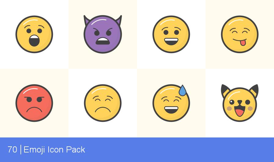 Emoji Icon Pack.