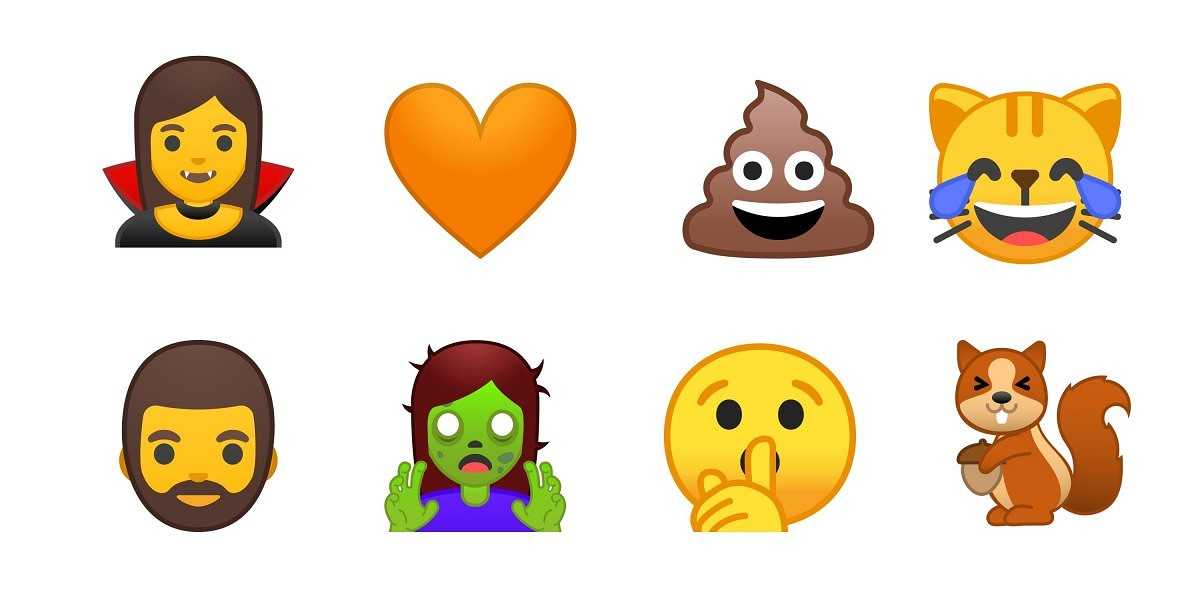 Android O Redesigns Emojis.
