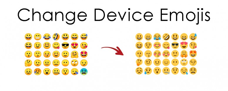 Change Device Emojis Easily!.