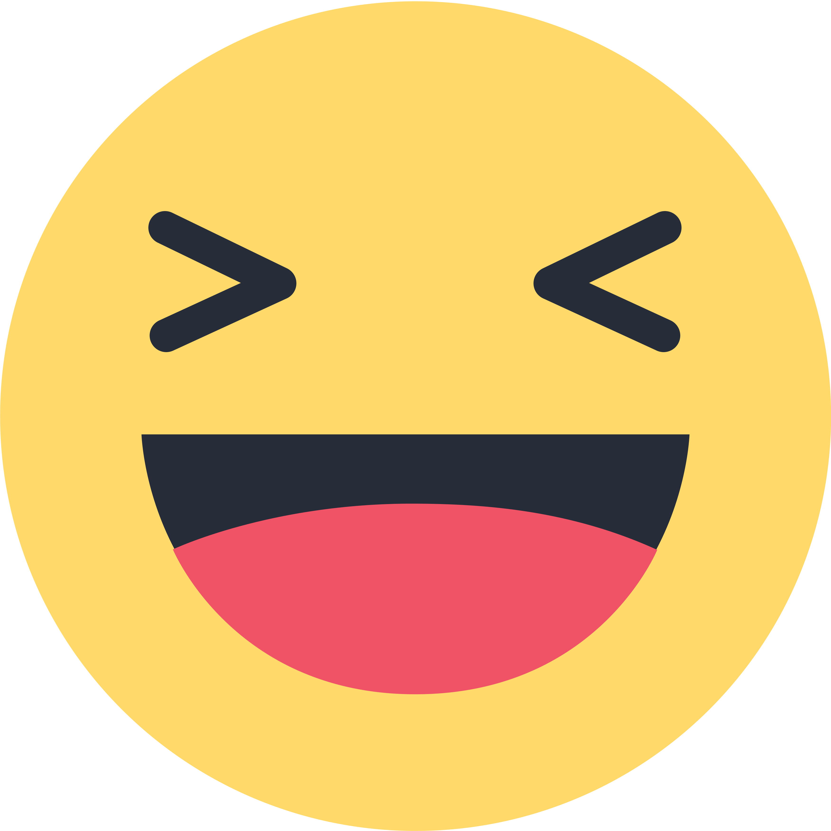 Facebook Emoji Haha (risada).
