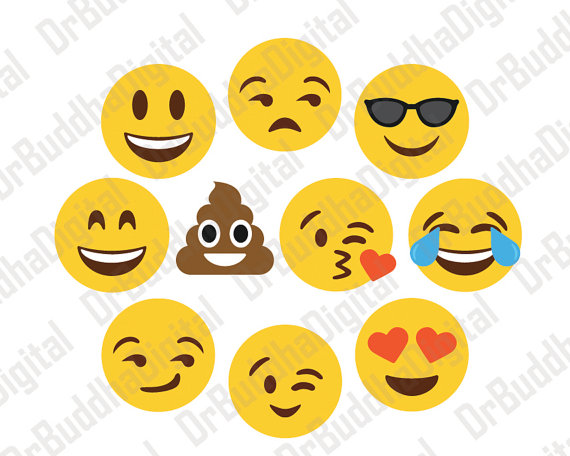 Emoji SVG Collection.