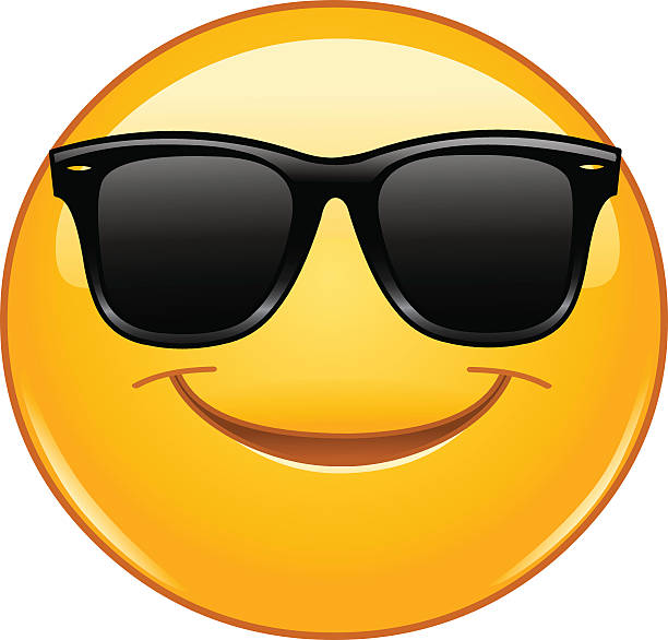 2507 Sunglasses free clipart.